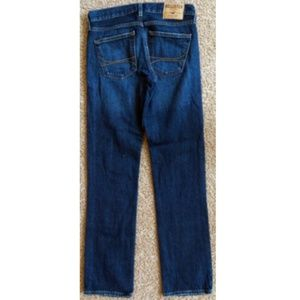 New Hollister Slim Straight Button Fly Jeans 29x32